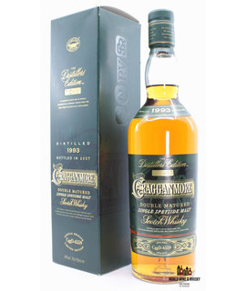 Cragganmore Cragganmore 1993 2007 - The Distillers Edition - Limited Edition CggD-6559 40%