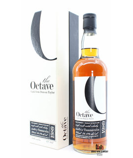 Tamnavulin Tamnavulin 21 Years Old 1989 2011 - The Octave - Duncan Taylor - Cask 803368 & 803372 54.4% (1 of 144)