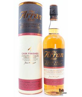 Arran Arran 2017 - The Amarone Cask Finish - Cask Finishes 50%