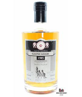 Glencadam Glencadam 1985 2010 - Cask 3990 - Malts of Scotland - Exclusive Bottling for Witc 2010 53.8% (1 of 66)