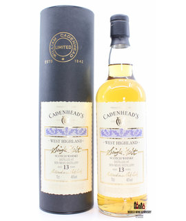 Ben Nevis Ben Nevis 13 Years Old 1990 2004 - Single Malt - Cadenhead's 46%