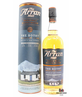 Arran Arran 2015 - The Bothy, Quarter Cask - Batch 1 55.7% (1 of 12000)
