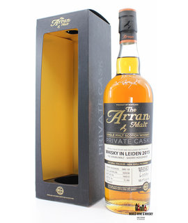 Arran Arran 14 Years Old 2000 2015 - Private Cask - Whisky in Leiden 2015 - Cask 2000/128 55.7% (1 of 202)