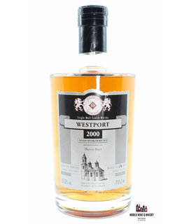 Malts of Scotland Westport 2000 2010 - Cask 800105 - Exclusive Bottling for Witc 2010 - Malts of Scotland 62% (1 of 66)