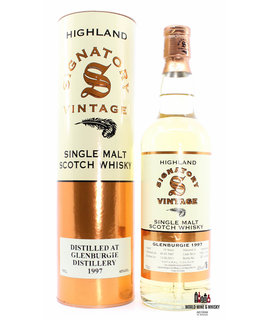 Glenburgie Glenburgie 14 Years Old 1997 2011 - Vintage Collection - Cask 1926 + 1927 - Signatory Vintage 43% (1 of 839)