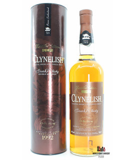 Clynelish Clynelish 1992 2007 - The Distillers Edition - Cl-Br: 170-2g 46%