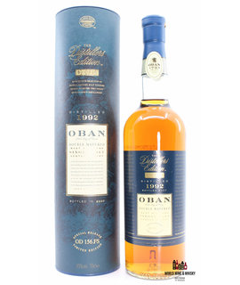 Oban Oban 1992 2007 - The Distillers Edition - OD 156.FS 43%