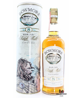 Bowmore Bowmore 8 Years Old - Legend of Romance 40%