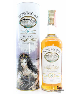 Bowmore Bowmore 8 Years Old 2001 - The Sea Maiden 40%