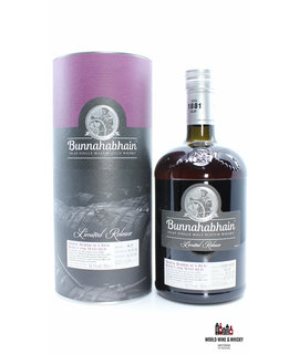 Bunnahabhain Bunnahabhain 9 Years Old 2008 2018 - Mòine Bordeaux Red Wine Casks - Warehouse No8 58.1% (1 of 4536)