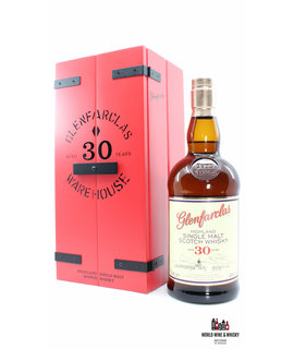 Glenfarclas Glenfarclas 30 Years Old 2015 - New Label 43% (full set)