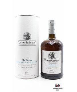 Bunnahabhain Bunnahabhain 11 Years Old 2008 2019 - Feis Ile 2019 - Mòine French Oak 57.4% (1 of 1872)