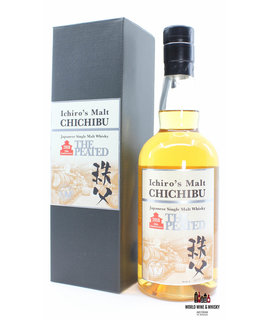 Chichibu Chichibu 5 Years Old 2013 2018 - The Peated - Ichiro's Malt - 10th Anniversary 55.5% (1 of 11550)