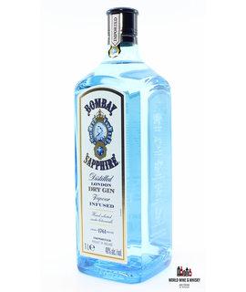 Bombay Sapphire Bombay Sapphire - London Dry Gin 40% 1 Liter