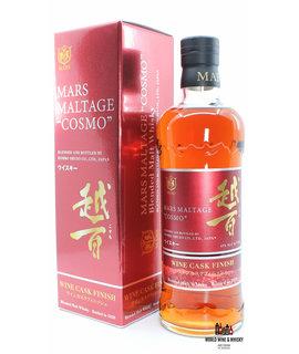 "Shinshu Mars Shinshu Mars 2020 - Mars Maltage ""Cosmo"" - Wine Cask Finish 43%"