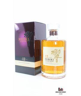 Hibiki Hibiki 12 Years Old - Suntory Whisky 43% (in the purple box)