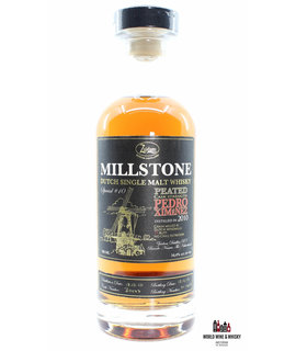 Millstone Millstone 6 Years Old 2010 2016 - Peated Pedro Ximénez (PX) Special # 10 - Cask B0247 54.4% (1 of 707)