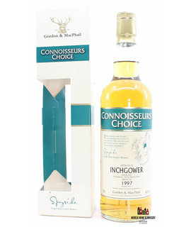 Inchgower Inchgower 13 Years Old 1997 2011 - Connoisseurs Choice - Gordon & MacPhail 43%
