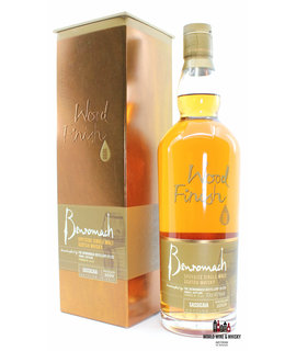 Benromach Benromach 2009 2017 - Wood Finish Series - Sassicaia 45% (1 of 7783)