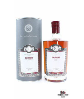 Dalmore Dalmore 12 Years Old 2000 2012 - Cask MoS 12035 - Malts of Scotland 53.4% (1 of 290)