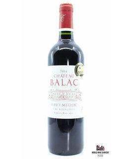 Chateau Balac Chateau Balac 2015 - Haut-Medoc - Cru Bourgeois
