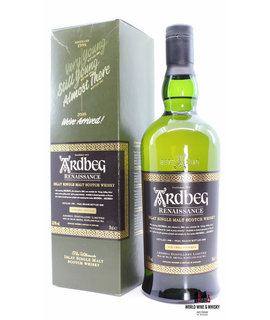 Ardbeg Ardbeg 10 Years Old 1998 2008 - Renaissance (We've Arrived) 55.9% (1 of 21000)