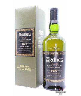Ardbeg Ardbeg 1977 Limited Edition 46% 700ml (in cardboard case)