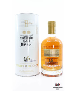 Bruichladdich Bruichladdich 16 Years Old 2008 - Cuvee B Paulliac 2 - Château Latour - First Growth Series The Sixteens 46% (1 of 12000)