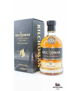 Kilchoman Kilchoman 2010 2016 Loch Gorm 4th Edition 46% (one of 14000)