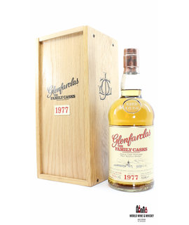 Glenfarclas Glenfarclas 29 Years Old 1977 2006  Cask 61 - The Family Casks 59.0%