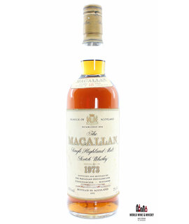 Macallan Macallan 18 Years Old 1973 1991 Sherry Wood 750ml 43%