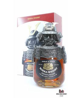 Nikka Whisky Nikka Whisky Gold & Gold - Pot Still & Coffey Still NGK-01 750ml 43%