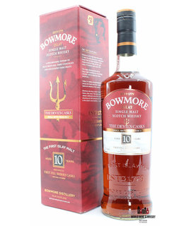 Bowmore Bowmore 10 Years Old 2004 2014 The Devil's Casks - Small Batch Release II 56.3% (1 of 6000)