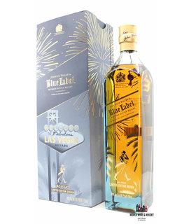 Johnnie Walker Johnnie Walker Blue Label - Las Vegas Limited Edition Design 40% 750ml