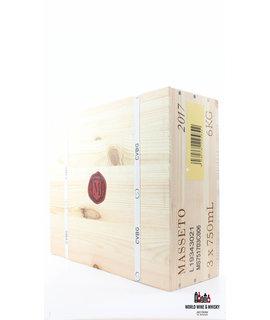 Masseto Tenuta dell Ornellaia Masseto 2017 (3-bottles OWC)