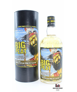 Douglas Laing Big Peat 2017 - Taiwan Exclusive - Taitung Sanxiantai - Small Batch - Douglas Laing 50.2% (1 of 960)