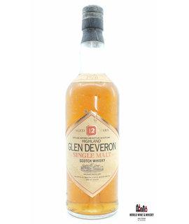 Glen Deveron Glen Deveron 12 Years Old 1978 40% (Macduff Distillery)