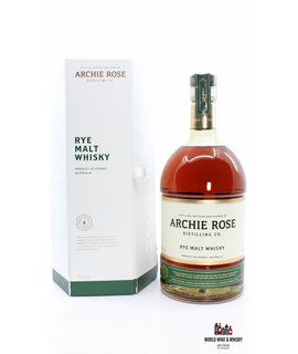 Archie Rose Archie Rose - Rye Malt/Pale Malt Whisky - 3rd Batch - Australian Whisky 46% (1 of 1973)
