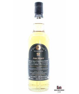 John Milroy The Whiskyfind 13 Years Old 2005 2018 - John Milroy - Cask 800134 - Secret Islay 53.7% (1 of 120)