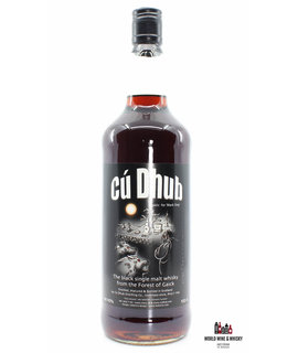 Cú Dhub Cú Dhub (Black Dog) - The black single malt whisky from the Forest of Gaick 40% 1000ml