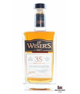 J.P. Wiser's J.P. Wiser's 35 Years Old 2017 50% 750ml