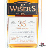 J.P. Wiser's J.P. Wiser's 35 Years Old 2017 50% 750ml