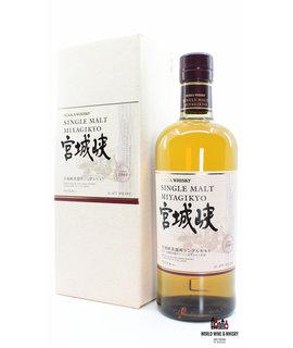 Nikka Whisky Nikka Whisky - Single Malt (Sendai) Miyagikyo MY-G 45% 700ml