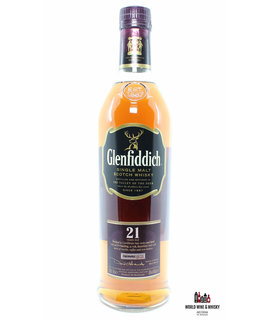 Glenfiddich Glenfiddich 21 Years Old - Caribbean Rum - Cask Selection 22 40% 700ml