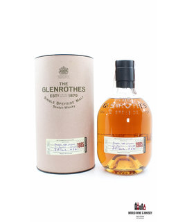 Glenrothes Glenrothes 11 Years Old 1985 1997 43% 700ml