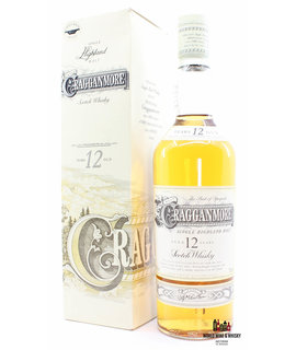 Cragganmore Cragganmore Ballindalloch 12 Years Old - Classic Malts 40% 700ml