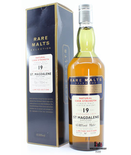 St Magdalene St Magdalene 19 Years Old 1979 1998 Rare Malts Selection - Limited Edition 63.8%