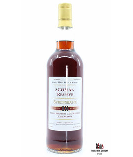Springbank Springbank 18 Years Old 1995 2013 - Cask 0070 -  Scoma Reserve - Glenscoma 45.1% (1 of 79)