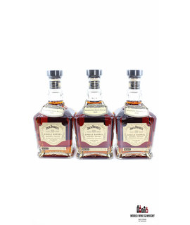 Jack Daniel's Jack Daniel's Select - Single Barrel - Hospitality House Rising 2020 - Barrel 1, 2 & 3 (full set)