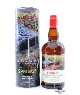 Glenfarclas Glenfarclas 2014 Springs - The Legend of Speyside 46% (1 of 6000)